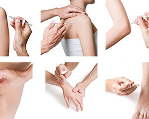Joint Injections and Drainage