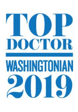 Top Doctor Washingtonian 2019 Award