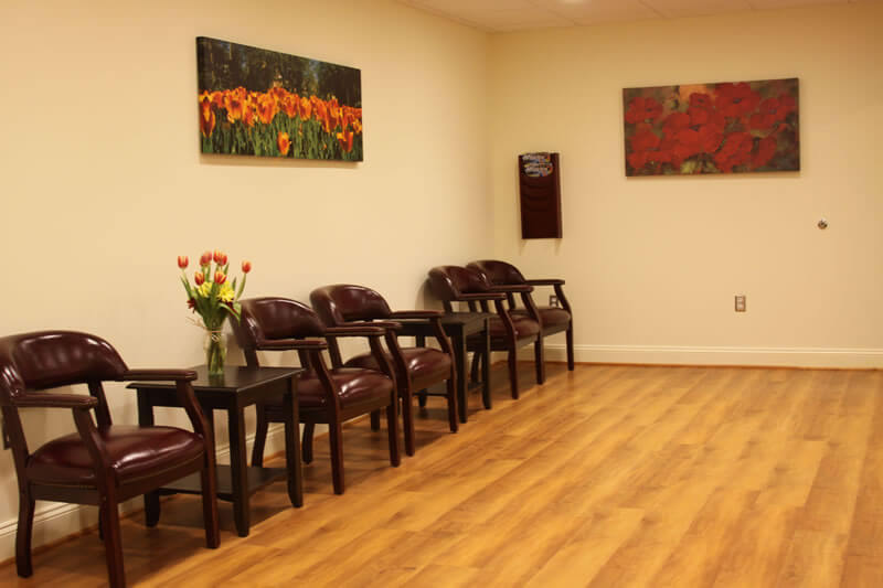 state of art infusion center
