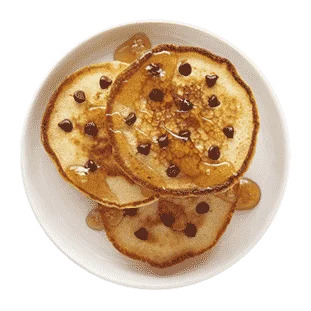 Ideal Protein Breakfast Chocolate Chip Pancake