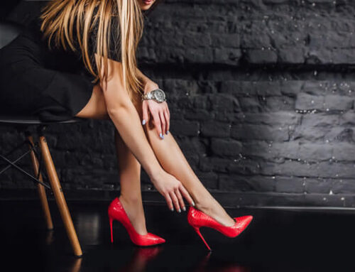 Sexy Stilettos Destroying Your Joints?